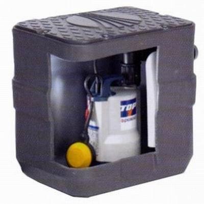 Автоматические станции для накопления и подьёма сточных вод